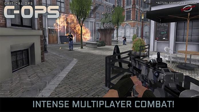 Critical Ops tem visual caprichado como Clone de CS (Foto: Divulgação/Critical Force)