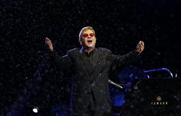 Elton John (Foto: Marcos Serra Lima / Ego)