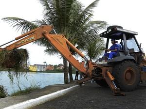 Rede separativa será instalada no local (Foto: Natasha Montier / Divulgação)