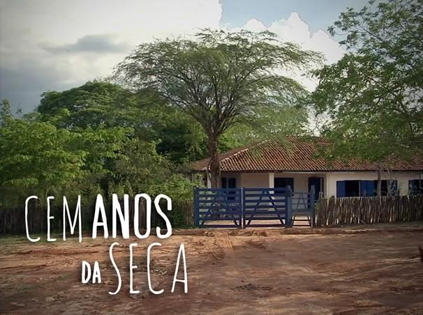 Série de reportagens Cem Anos da Seca percou sertão cearense. (Foto: G1 Ceará)