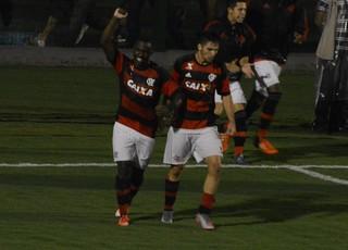 Flamengo X RB Brasil Copa São Paulo (Foto: Bruno Rocha)