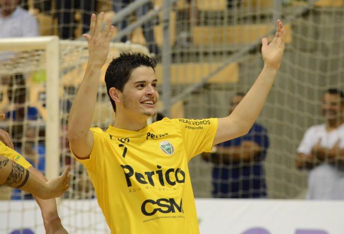 Dian Jaraguá Sorocaba Taça Brasil de Futsal final (Foto: Henrique Porto/Agência Avante!)