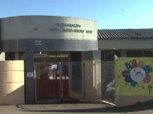 Menino de 6 anos morre em escola de Londrina (Foto: Reprodução/ RPC TV)