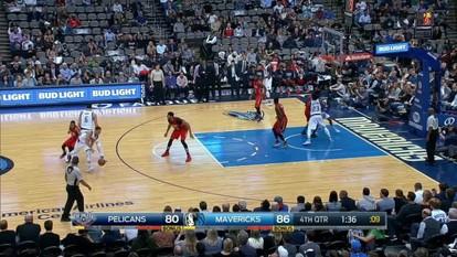 Melhores momentos de New Orleans Pelicans 81 x 91 Dallas Mavericks pela NBA