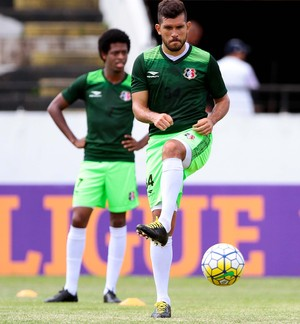 Fernando Gabriel Santa Cruz (Foto: Marlon Costa/ Pernambuco Press)