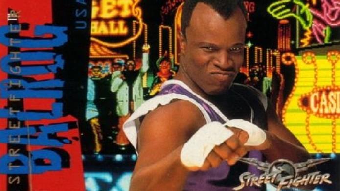 Provavelmente o capanga mais fiel da Shadallo, em Street Fighter: O FIlme, Balrog é retratado como mocinho (Foto: Reprodução/Bristol Bad Film Club)