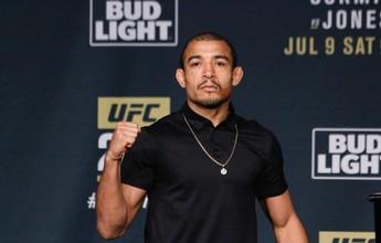 Aldo sonha com carreira no boxe, e Dedé cita possível luta com McGregor