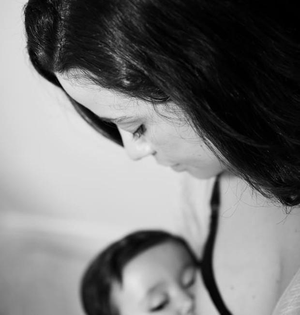 Thais e Maria (Foto: Melissa Chamma)
