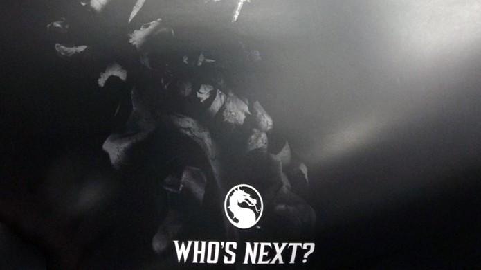 Pôsteres de novo Mortal Kombat trazem foto de coluna vertebral (Foto: polygon.com)
