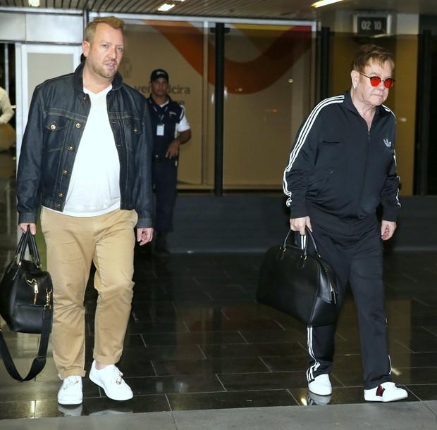 Elton John (Foto: GABRIEL RANGEL/AGNEWS)