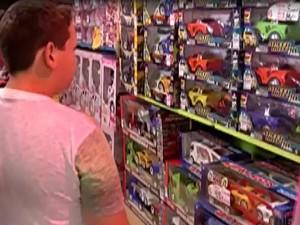 Procura por brinquedos crescem nas lojas de Mogi