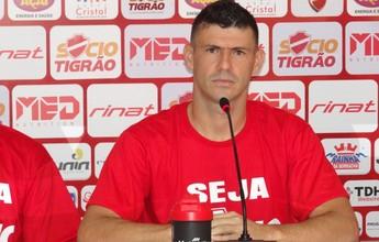 Wesley Matos chega ao Vila para dar volta por cima após passagem no rival