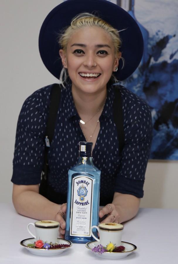 Mafer Tejada, eleita a melhor Bartender do México (Foto: Divulgação)