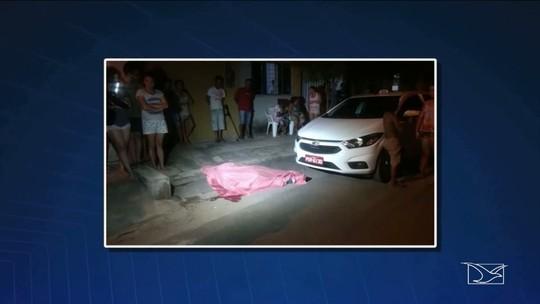 Filho do suspeito de ser o mandante da morte de taxista é preso no Maranhão