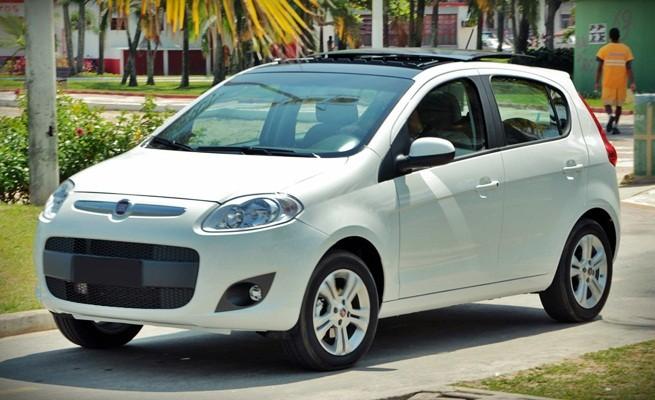 Fiat Palio (Foto: Rubens Mendes)