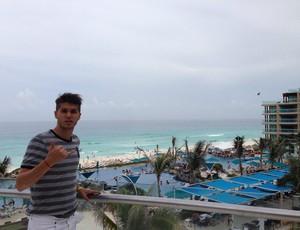 Patito Santos Cancun (Foto: Repordução Twitter)
