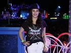 Lívian Aragão sobre ex no Rock in Rio: 'Nem sabia que Nicolas estava aqui'