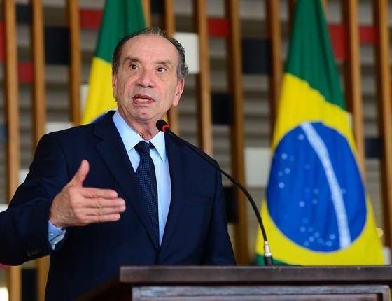 Aloysio Nunes, ministro das Relações Exteriores (Foto: Ministério das Relações Exteriores/Flickr)