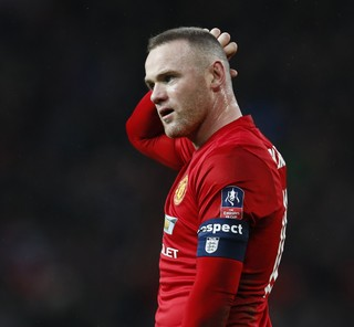 Rooney Manchester United (Foto: Reuters)