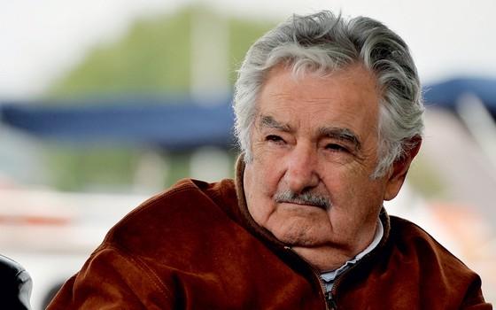 José Mujica presidente uruguaio (Foto: Anadolu Agency/AFP)