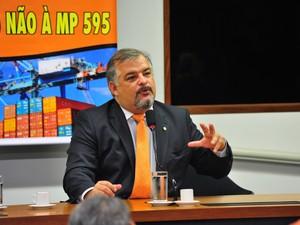 O deputado Márcio França (PSB-SP) (Foto: Luis Macedo / Câmara dos Deputados)