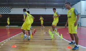 Floripa Futsal (Foto: Renan Schlickmann/Floripa Futsal)