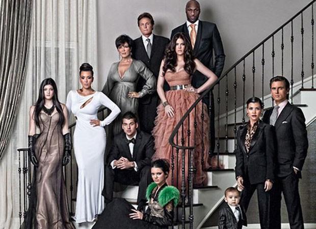 Família Kardashian (Foto: Divulgação)