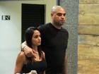 'Não tem noivado', diz representante do jogador Adriano