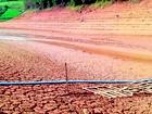 Barragem do Rio Bonito vira terra seca na região Serrana do ES