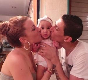 Di María família (Foto: Reprodução/Instagram)