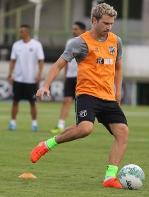 Rafael Pereira, zagueiro, Ceará (Foto: Bruno Aragão/cearasc.com)