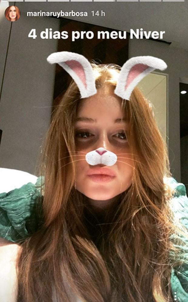 Marina Ruy Barbosa (Foto: Reprodução/Instagram)