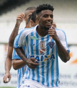 Wesley, volante do Paysandu (Foto: Fernando Torres/Ascom Paysandu)