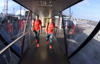 Líder de viagens em 2016, Flamengo recorre apenas a grandes aéreas