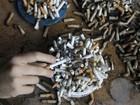 Estímulo magnético no cérebro pode neutralizar desejo de fumar, diz estudo