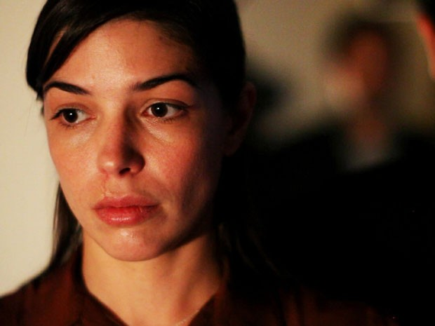 Héloïse Godet em cena de 'Adeus à linguagem', do cultuado diferetor francês Jean-Luc Godard (Foto: Divulgação)