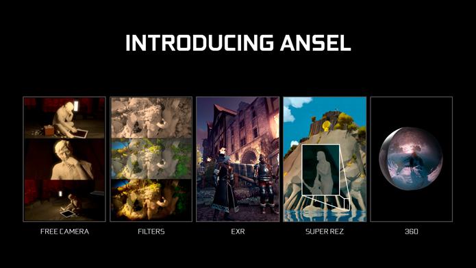 Ansel vai garantir screenshot em nível profissional de qualquer game (Foto: Divulgação/Nvidia)