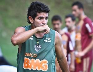 Guilherme, meia do Atlético-MG (Foto: Bruno Cantini / Flickr do Atlético-MG)
