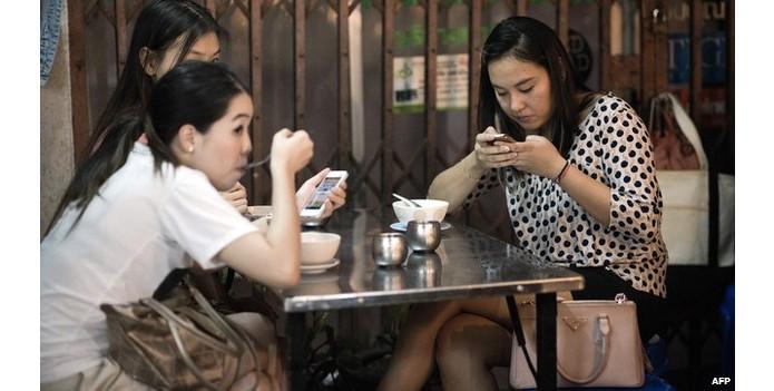 App que encoraja usuários a ficarem longe do smartphone ganha prêmio na Singapura (Foto: Reprodução/BBC)