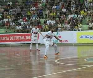 São Paulo/Bauru x Sorocaba, pela Liga Paulista (Foto: Estevão Rinaldi/Assessoria FIB/SPFC)