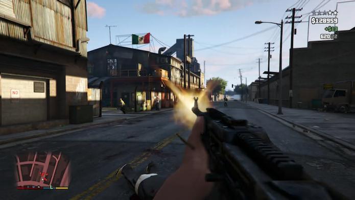 GTA V: confira a localização das melhores armas escondidas do game (Foto: Reprodução/Murilo Molina) (Foto: GTA V: confira a localização das melhores armas escondidas do game (Foto: Reprodução/Murilo Molina))