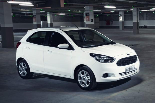 Novo Ford Ka (Foto: Fabio Aro)