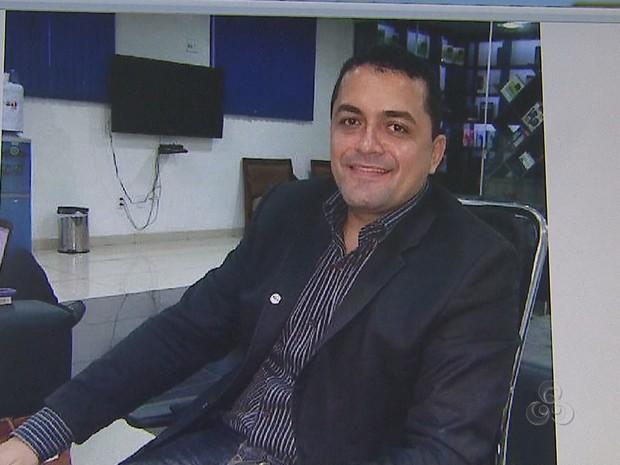 Advogado é suspeito de apropriação indébita qualificada (Foto: Reprodução TV Acre)