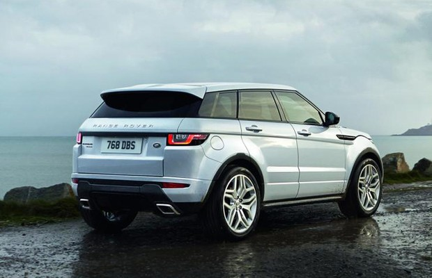 Range Rover Evoque 2016 (Foto: Divulgação)