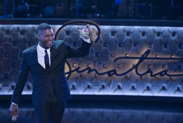 Usher (Foto: AFP)