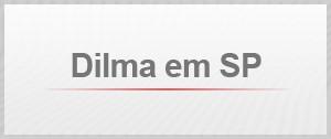 Selo Agenda Dilma em SP (Foto: Editoria de Arte/G1)