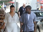 Kim Kardashian convence Kanye West a aparecer em reality, diz site