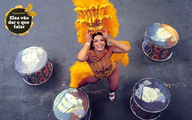 Nuelle Alves (Foto: Iwi Onodera / EGO)