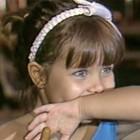 Luiza Possi fica de queixo caído ao se ver 'baby' (Vídeo Show / TV Globo)