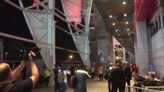 Inter é denunciado por tumultos no Beira-Rio e pode perder até 10 mandos de campo